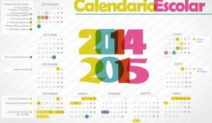 Calendario escolar 14_15