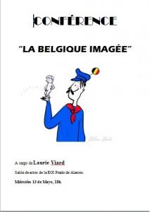 conferencia sobre Belgica