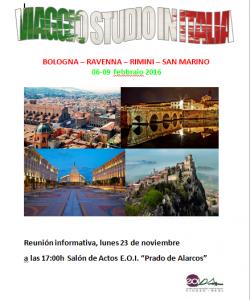 Viaje Italia